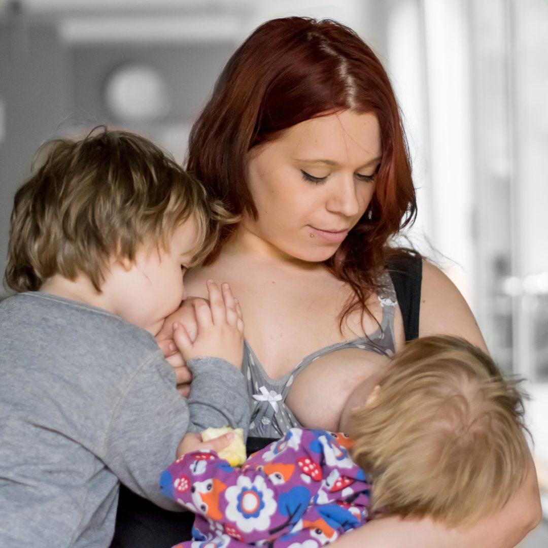 Schwangerschaft vorher nachher brustwarzen Brustveränderungen in
